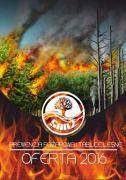Prewencja przeciwpożarowa i tablice leśne